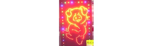 LED 招牌  LED SIGN BOARD