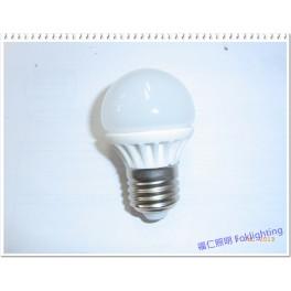 3w LED陶瓷膽